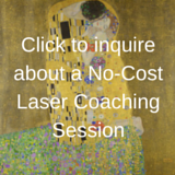 Click to inquire about a no-cost Laser Coaching Session